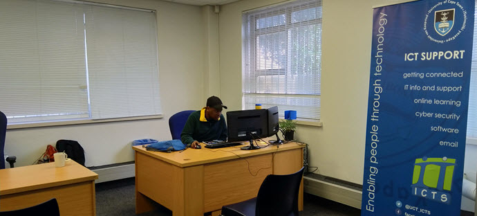 ICTS Walk-in centre in Mowbray