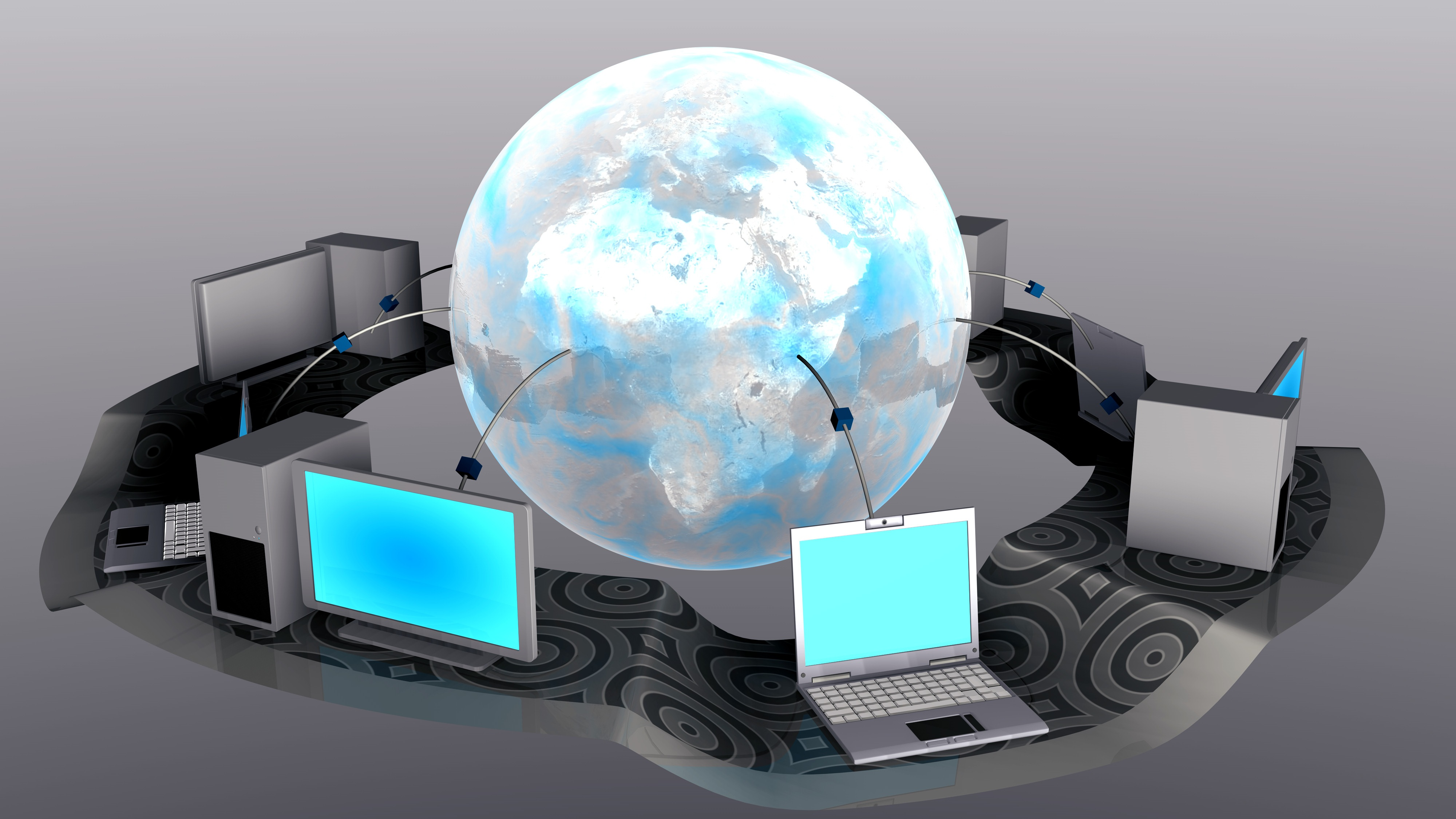 the evolution of information technology and the need to limited access to information But knowledge is not the same thing as information, and there is no question to my mind that the access to raw information provided by the internet is unparalleled and democratising.