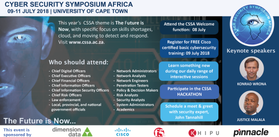 Cyber Security SA conference 2018